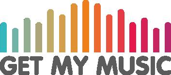 Get my Music - Logo